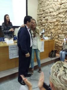 Inaugurado el programa del Día de la Salud de las Mujeres con un reconocimiento a María de los Ángeles Ladrón de Guevara