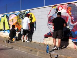 Charlas preventivas, parkour y natación en dos jornadas de actividades del programa Ciudades ante las drogas.