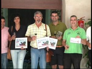 Entregados los premios de la primera Ruta del Caracol de Chipiona