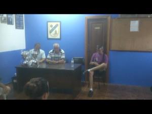 Julio Vidal Lorenzo accede a la presidencia del Chipiona en una asamblea sin más candidaturas