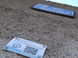 Chipiona comienza a informar in situ de sus calles y lugares de interés mediante las nuevas tecnologías