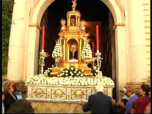 El Corpus Christi realizará su salida procesional el próximo domingo a las 10:00 desde la Parroquia.
