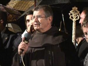 Chipiona homenajeará a Fray José Ramón Martínez de Tobillas el próximo sábado 21 de junio