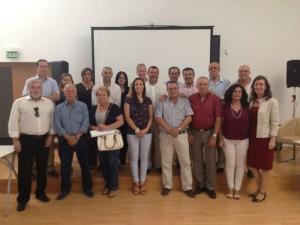 Chipiona presente en la constitución del Consejo de Participación Ciudadana Bahía de Cádiz y Campiña de Jerez