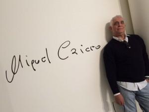 Miguel Caiceo mostrará su obra pictórica en el Castillo de Chipiona del 1 al 15 de agosto.-