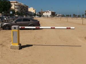En funcionamiento las zonas de aparcamientos públicas para la temporada estival