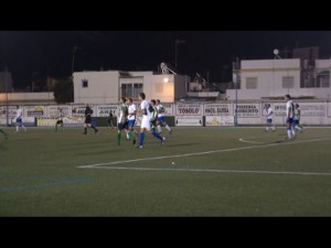 El Chipiona comienza sus partidos preparatorios para la temporada 2014-2015