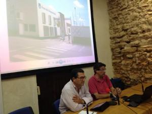 Deportes busca con los clubes locales la mayor eficiencia del edificio polifuncional que se construirá en breve