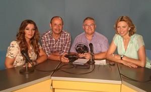 La cantante Erika Leiva participará en la Exaltación a Rocío Jurado que ofrecerá la periodista Marina Bernal el próximo lunes 25.-