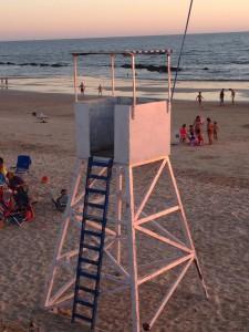 Izquierda Unida lamenta que la Q de calidad en algunas playas sea de cartón piedra.