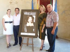 Presentada la V Semana Cultural Rocío Jurado que exaltará la periodista sevillana Marina Bernal.-