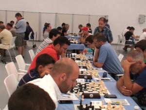 El Open de Ajedrez más antiguo de Andalucía comenzó ayer en Chipiona