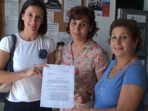 Alzheimer pide la cesión de una parcela municipal para que la Fundación Vita cree un centro multiservicios para mayores
