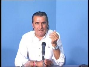 El cantante Manuel Orta ofrecerá el sábado 22 un concierto a beneficio de la Hermandad del Rocío de Chipiona.