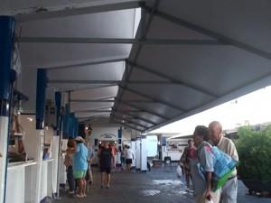 La Plaza de Abastos ya cuenta con una nueva cubierta con mayores prestaciones