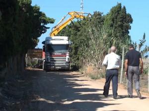 El Ayuntamiento de Chipiona comienza la construcción del Camino de La Talona