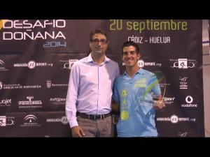 Jesusmi Delgado triunfa en el Desafío Doñana logrando el quinto de la general y el primero de su categoría
