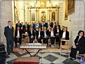 La procesión de la Virgen de Regla contará con la novedad de la actuación de la Coral Catedralicia