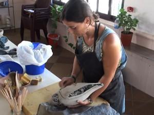 La Asociación Cultural Mirandarte pone en marcha en octubre clases de pintura, cerámica y escultura.
