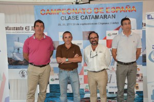 Chipiona prolonga su temporada turística con un Campeonato de España de Catamaranes esta semana