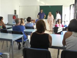 20 desempleados comienzan un curso de alemán básico promovido por Fomento Económico.