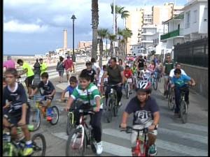 El 12 de octubre se celebra el Día de la Bicicleta 2014 incluido en el programa especial de deporte en familia