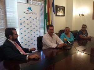 Una gestión municipal permite a la Cocina Social obtener una ayuda de 3000 euros de La Obra Social de La Caixa