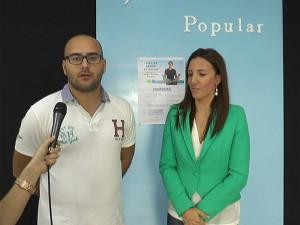 Nuevas Generaciones del PP organiza para el jueves un foro de salud sobre el dolor