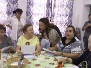 Igualdad inicia los actos del Día Mundial de la Mujer Rural con un taller de encurtido de vegetales