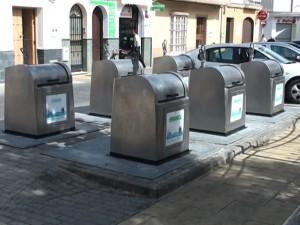 La Policía Local registró durante el verano 24 sanciones por el uso incorrecto de los contenedores soterrados