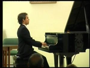 Juventudes Musicales organiza un concierto de piano para conmemorar el Día de la Hispanidad