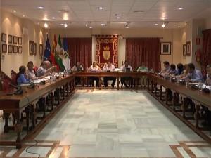 El Pleno Ordinario de Octubre aprueba la cuenta general del ejercicio 2013.