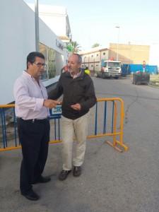 Antonio Peña anuncia el comienzo de la rehabilitación de la barriada de Los Conquistadores a través del Profea