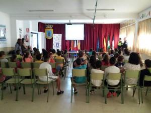 """El lema """"Chipiona, un pueblo seguro"""" inspira la edición de este año del Programa de Educación Vial"""
