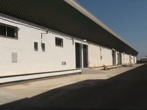 Diputación iniciará este mes las obras de la cubierta del vivero de empresas de Chipiona