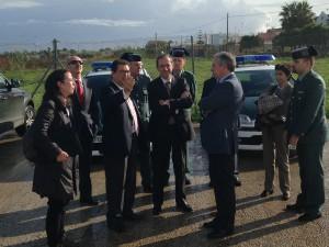 El Ministerio del Interior pondrá en marcha los mecanismos necesarios para el arreglo del Cuartel de la Guardia Civil de Chipiona