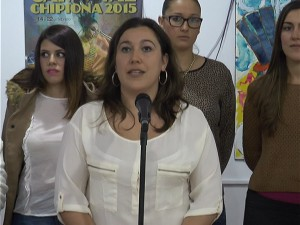 Nueve obras que aspiran a ser el cartel anunciador del Carnaval 2015 se exponen desde el viernes en El Chusco