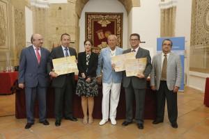 Bodegas César Florido consigue un nuevo galardón en la XX edición de los Premios Mezquita de Córdoba.-