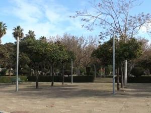 El Ayuntamiento de Chipiona reformará con coste cero el alumbrado del Parque Blas Infante y pasará a ahorrar el 70% de la energía