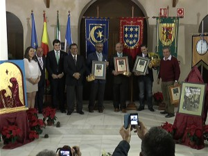 Fiestas y Belenistas presentan un completo programa de Navidad en el este año participa también Acitur