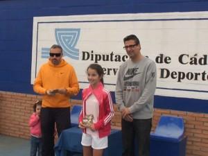 Finaliza el Torneo de Tenis de Otoño con el dato histórico de contar por primera vez con un cuadro femenino
