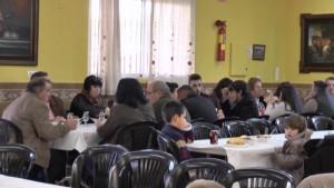 La Hermandad del Rocío celebra su décimo aniversario con una procesión y una convivencia solidaria