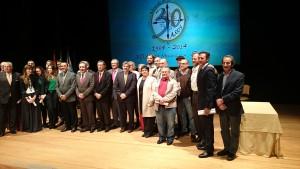 La radiotelevisión municipal obtiene cuatro importantes reconocimientos en el 30 aniversario de las emisoras municipales de Andalucía