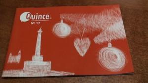 La Revista Quince saca a la calle su edición de Navidad