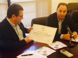 Sigfito reconoce a Chipiona por su implicación y liderazgo provincial en la recogida de envases fitosanitarios
