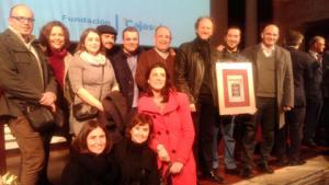 EMA-RTV recibe el premio de la Asociación de la Prensa de Sevilla  por sus 30 años de comunicación pública y ciudadana