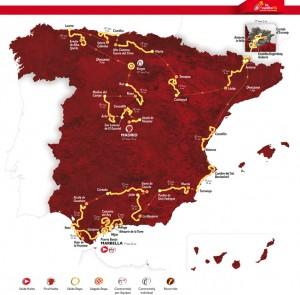 Agustín Lorenzo agradece que Diputación haga pasar la Vuelta Ciclista a España por Chipiona tras 25 años