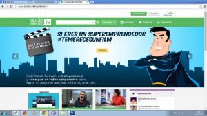 """Andalucía Emprende lanza el concurso """"Te mereces un FILM"""" que pretende la promoción on line de las empresas andaluzas."""