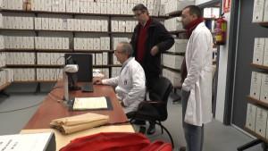 Un escáner vertical permitirá mejorar la digitalización en el archivo municipal de Chipiona
