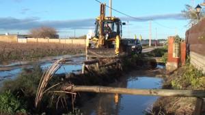 Agricultura estima en 350 las hectáreas afectadas por el temporal